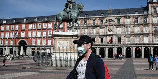 İspanya ve Portekiz'de Kovid-19'da vaka ve ölü sayılarındaki artış sürüyor
