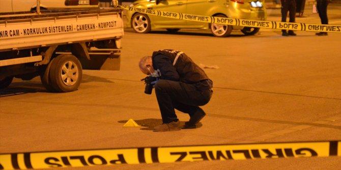 Silahlı kavgada 1 kişi yaralandı