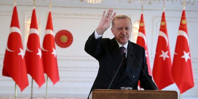 Cumhurbaşkanı Erdoğan KKTC'den ayrıldı