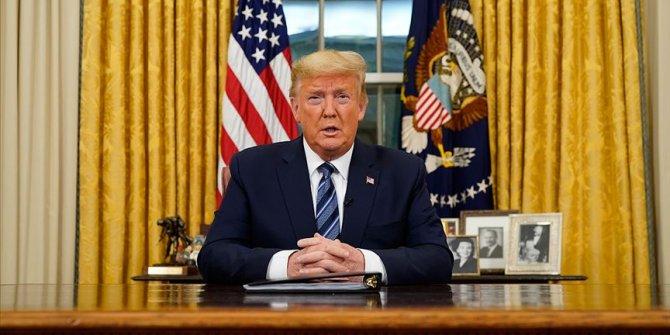 """ABD'de Trump ve Biden'ın canlı yayın tartışması öncesi Kovid-19 testleri """"negatif"""""""