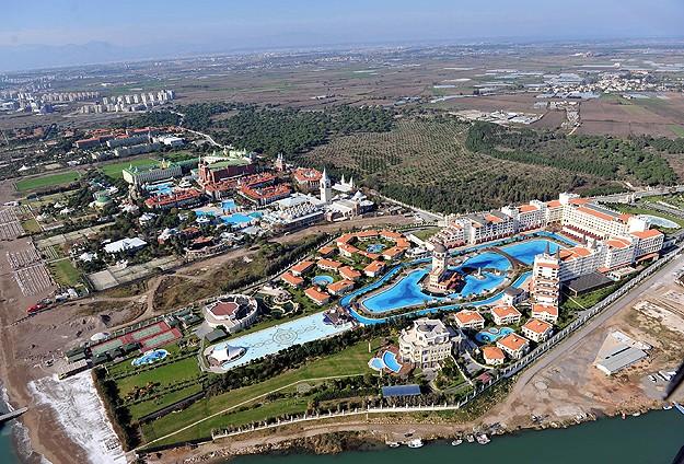 Antalyanın En Pahalı Oteli Icradan Satışta