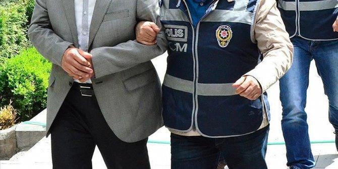 Konya'da tefecilik operasyonunda yakalanan 19 zanlıdan 12'si tutuklandı