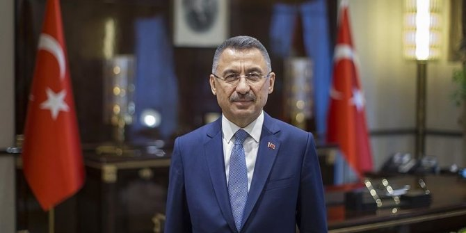 """Cumhurbaşkanı Yardımıcısı Oktay'dan, Erdoğan'ın """"Eğilmedik, eğilmeyiz"""" paylaşımına destek"""