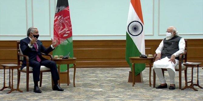 Hindistan'dan Taliban ile barış sürecine destek