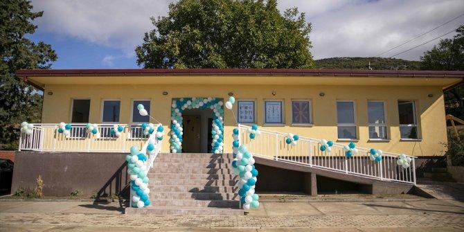 TİKA'dan Kuzey Makedonya'ya eğitim desteği