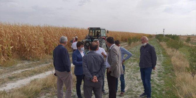 SÜ Tarımsal Araştırma ve Uygulama Merkezi Yönetim Kurulu üyeleri, Karapınar'da