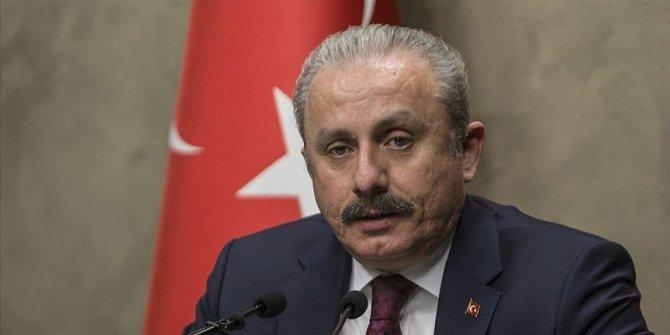 TBMM Başkanı Şentop Azerbaycan'dan ayrıldı