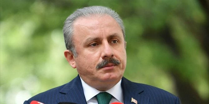 Turkish parliament's head due in Azerbaijan for talks