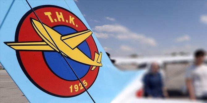 THK: Uçakta bulunan5 Rus ve 3 Türk görevlihayatını kaybetmiştir