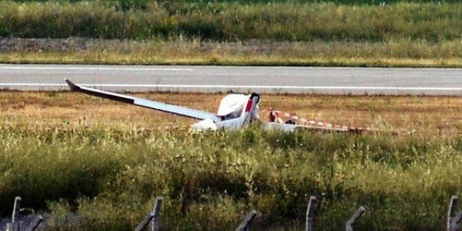 ABD'nin Louisiana kentinde uçak düştü: 2 ölü