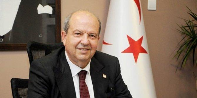 KKTC'nin yeni Cumhurbaşkanı Tatar: Kıbrıs Rum Halkı'na barış elini, dostluk elini bu geceden uzatıyorum