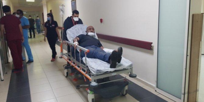 Erzincan'da şeker fabrikasının buhar borusu patladı: 2 yaralı
