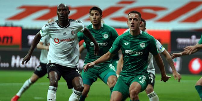 Konyaspor'da Amir şoku!