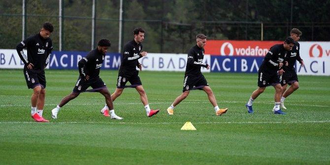 Beşiktaş, Denizlispor'a hazırlanıyor