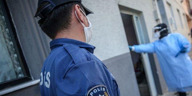 Kütahya'da tedbirlere uymayan 5 kişiye 4 bin lira ceza