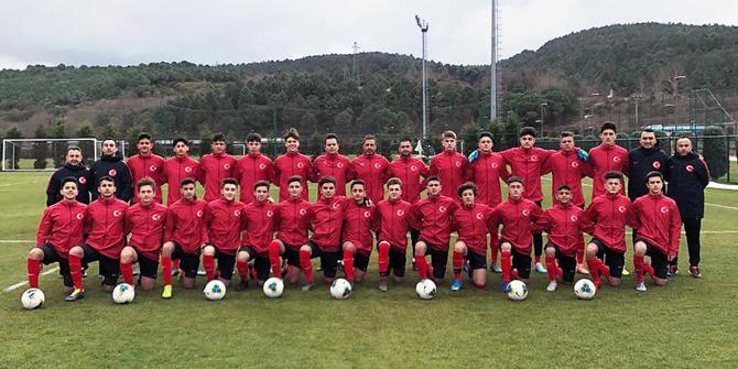 Konyasporlu 2 oyuncuya milli davet