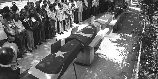 Büyükelçi Daniş Tunalıgil 45 yıl önce ASALA tarafından şehit edildi