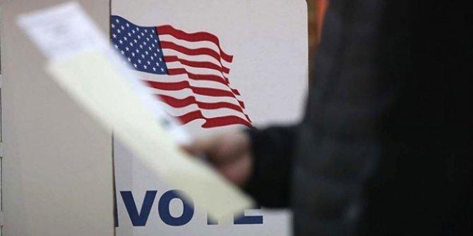 ABD'de şu ana kadar 40 milyondan fazla oy kullanıldı