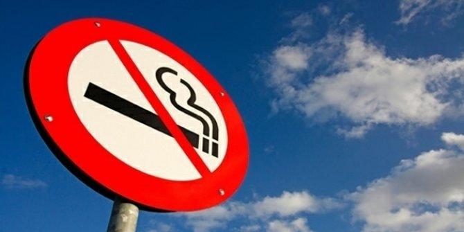 O ilin işlek caddelerinde sigara içmek yasaklandı