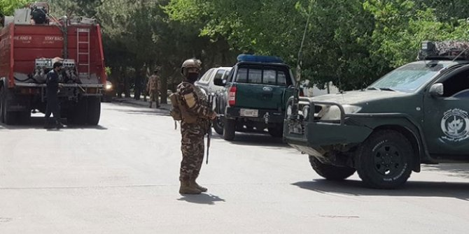 Kabil'de eğitim merkezine bombalı saldırı: 18 ölü