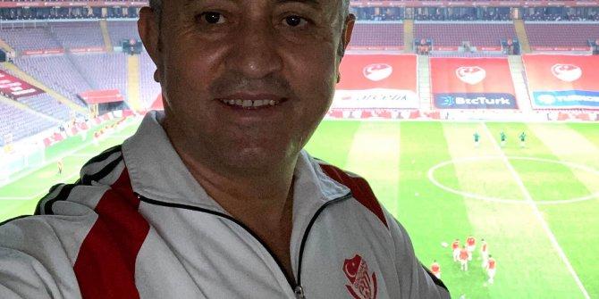 Gümüşhanespor Başkanı Vahit Olgun, koronavirüse yakalandı