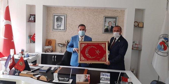 AK Parti Yerel Yönetimler Başkan Yardımcısı Ahmet Zenbilci, Konya'da