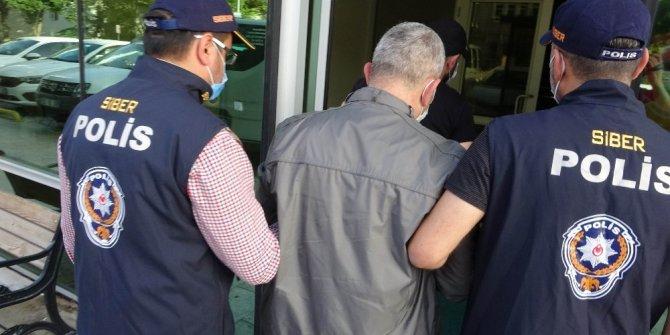 48 yıl cezası bulunan şahıs siber polisine yakalandı