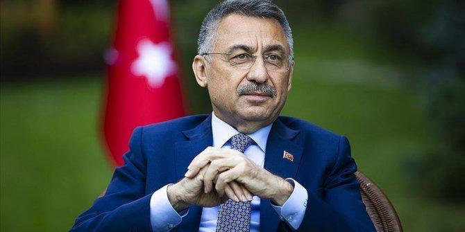 Cumhurbaşkanı Yardımcısı Oktay, Burhan Kuzu'ya rahmet diledi