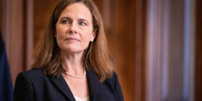 ABD Senatosu Barrett'ı onayladı
