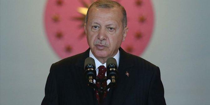 Cumhurbaşkanı Erdoğan'dan Wilders hakkında suç duyurusu