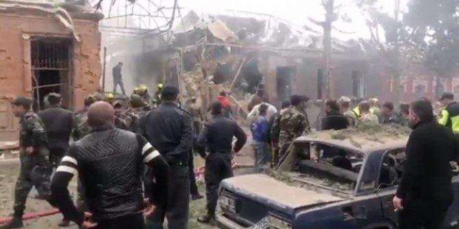 Ermenistan'dan Azerbaycan'a füzeli saldırı