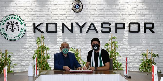 Murat Can Esen Konyaspor'da