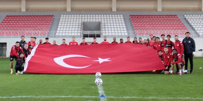 Antalyaspor, Fenerbahçe maçı hazırlıklarını sürdürdü