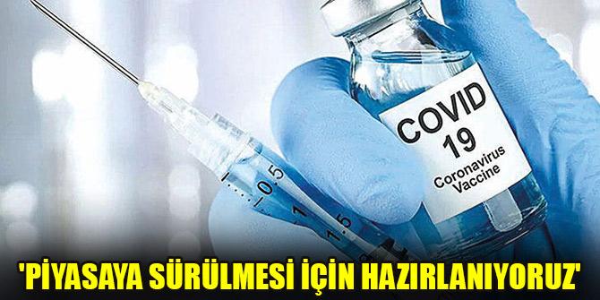 ABD'li şirketten koronavirüs aşısı açıklaması! 'Piyasaya sürülmesi için hazırlanıyoruz'