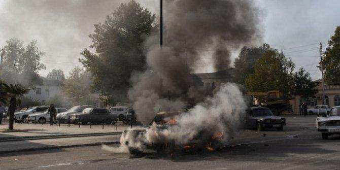 Uluslararası Af Örgütü, Ermenistan'ın misket bombası kullandığını kabul etti