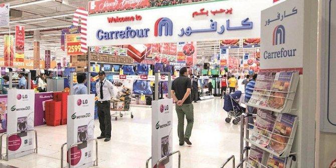 Carrefour'dan Türkiye'ye boykot kararı!