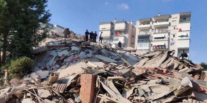 Azerbaycan'dan İzmir'deki deprem için destek mesajı!
