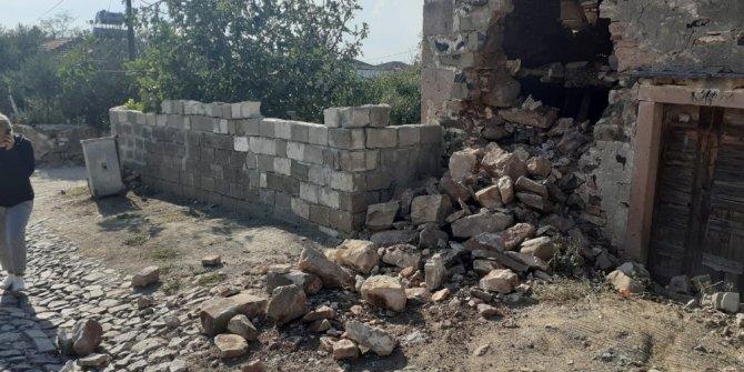 Deprem Ayvalık'ta da hissedildi