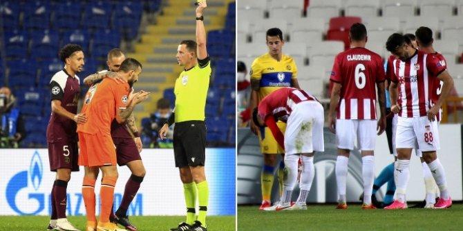Türk takımları, Avrupa'da en kötü sezonunu yaşıyor