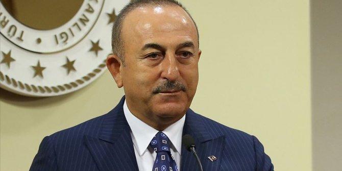 """Dışişleri Bakanı Çavuşoğlu: """"Bu acı günde Avusturya halkının yanındayız"""""""