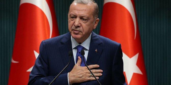 Erdoğan'dan Yunanistan Başbakanı Miçotakis'e teşekkür mesajı