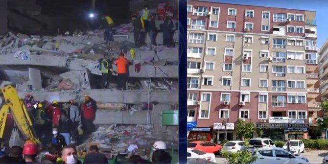 İzmir'deki depremde enkaz altında kalan Buse kurtarıldı