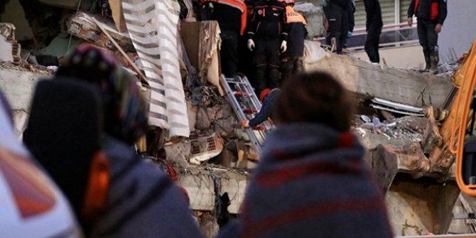 AFAD: 484 artçı deprem yaşandı