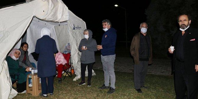 AFAD duyurdu: Depremzedeler için gıda kolisi ve battaniyeye ihtiyaç var
