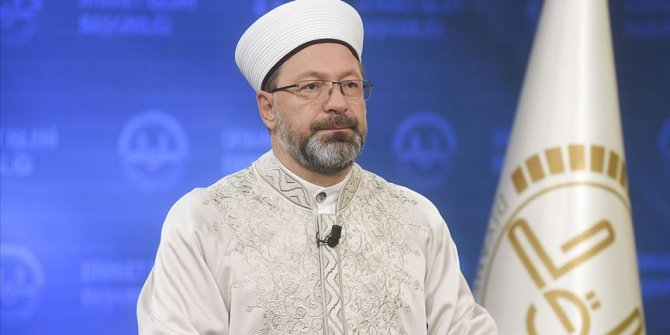 """""""3 Kur'an kursumuzun kapıları evlerine giremeyen vatandaşlarımıza açıktır"""""""