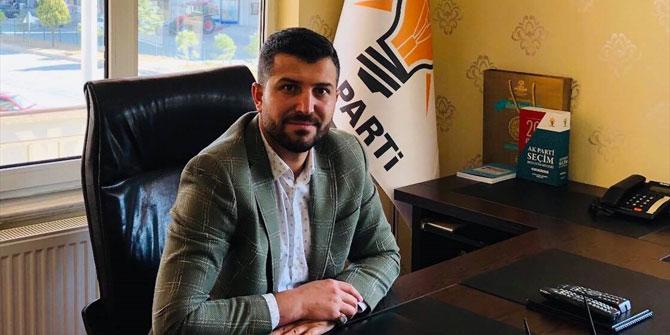 AK Parti Kulu İlçe Başkanı Ölçer, görevinden istifa etti