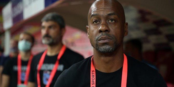 Trabzonspor'da Newton ile yollar resmen ayrıldı