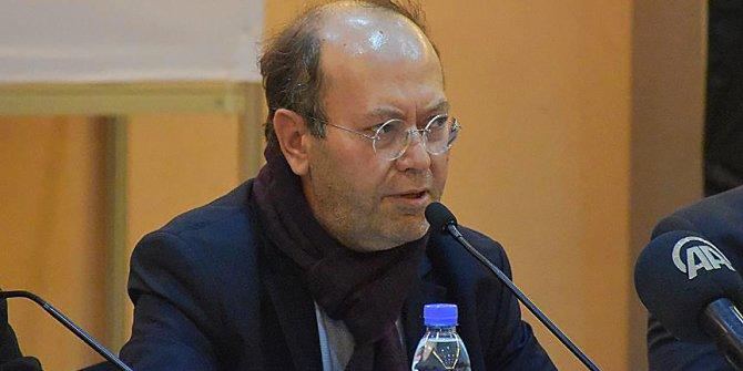 """Yazar Yusuf Kaplan: """"Dünya bize gebe, biz hakikate"""""""