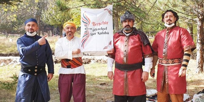Beyşehir, okçulukta söz sahibi olmak istiyor
