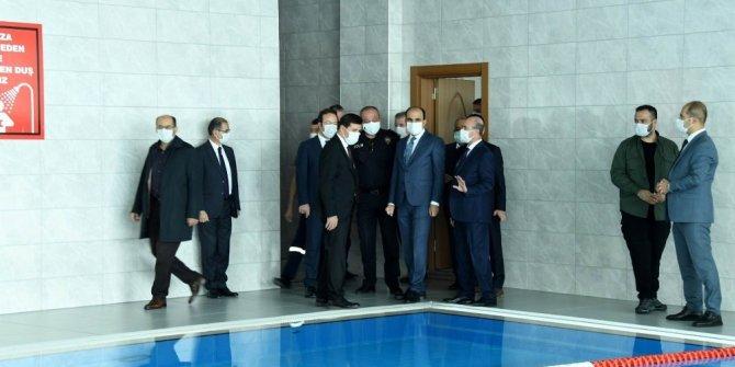 Selçuklu'da Yazır Sosyal Tesisi törenle açtı